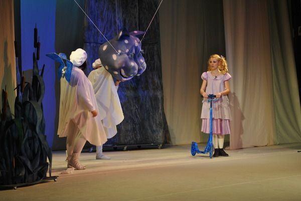 NOU la Tandarica: Spectacole de seara pentru copii si parinti