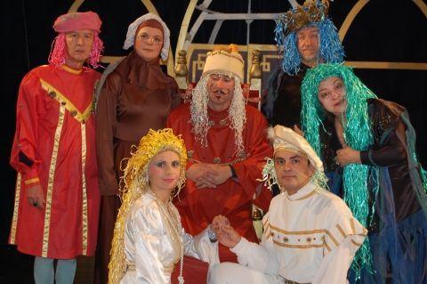 Program Spectacole, Teatru Excelsior, Ianuarie 2014