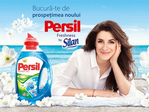 Persil Gel Freshness by Silan
