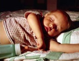 Aftele bucale la bebelusi