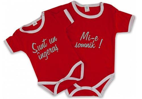 8 body-uri cu mesaje haioase pentru bebelusi