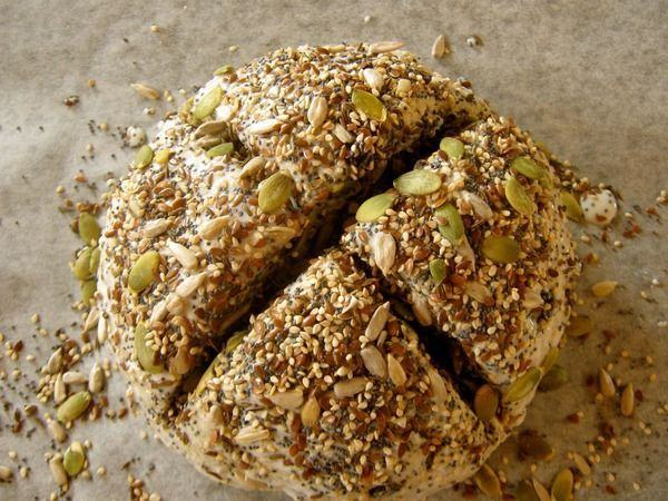 Paine irlandeza cu seminte