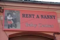 Rent a nanny