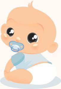 bebelus cu ochi albastri