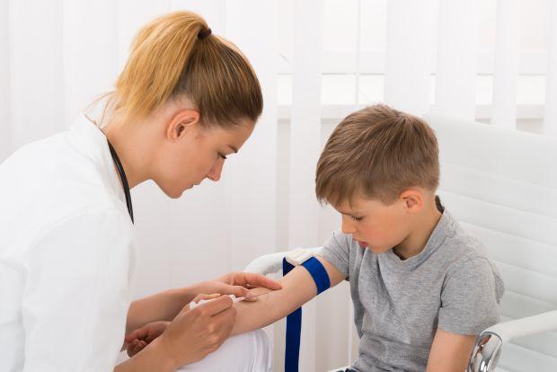 Pregatirea copilului pentru analizele medicale