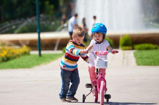 Iesirea in parc cu copilul - cum evitam pericolele?