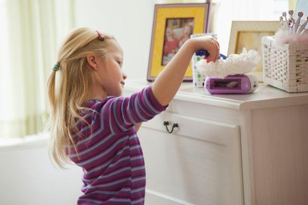 Cum sa cresti un copil ordonat