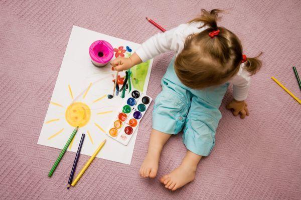 Toamna - Planse de colorat pentru copii