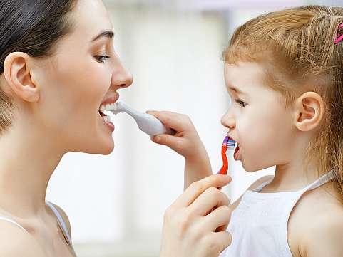 Sangerarea gingivala la copii