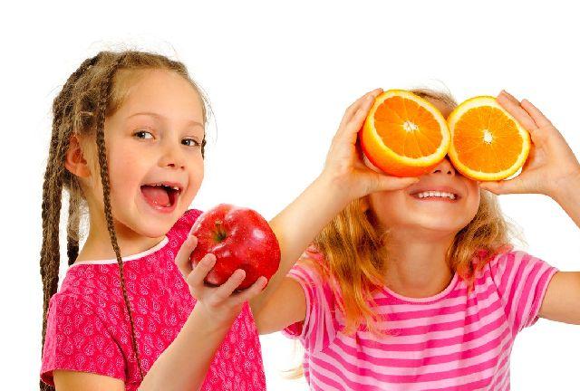 Importanta vitaminei C pentru sanatatea copilului tau