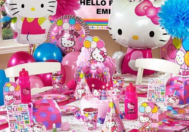 5 teme inspirate pentru petrecerile fetitelor