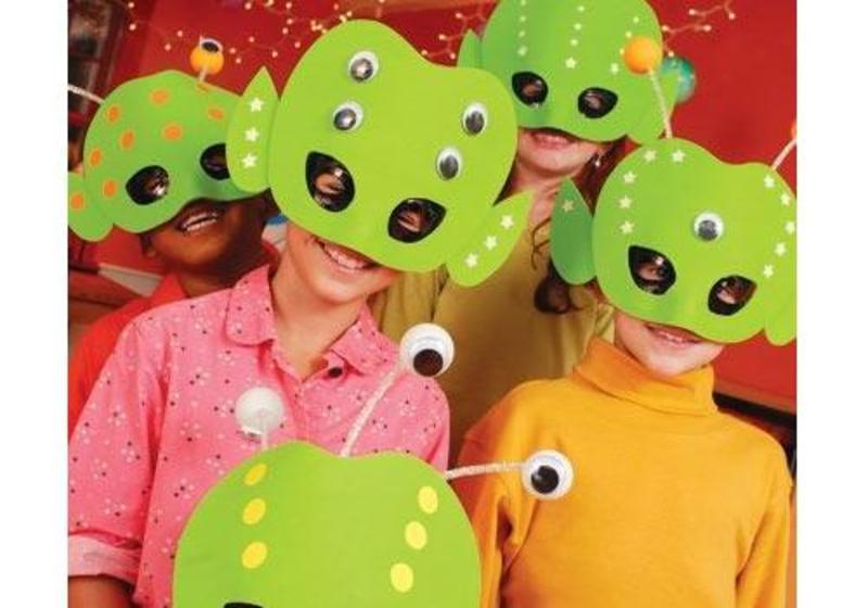 5 masti pentru copii pe care le poti face foarte usor