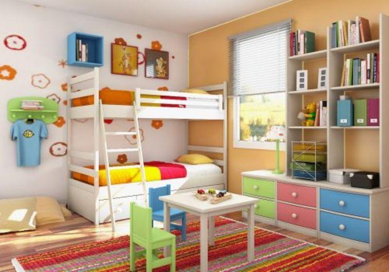 Amenajare Camera Montessori : Amenajare camera copil copilul.ro