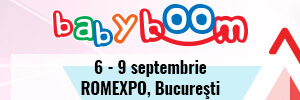 Baby Boom - Romexpo 6-9 septembrie