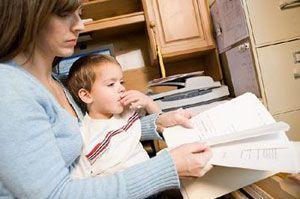 Trucuri pentru a face fata sarcinii la serviciu
