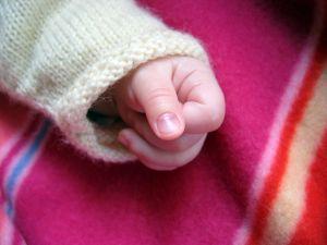 Ingrijirea unghiilor bebelusului