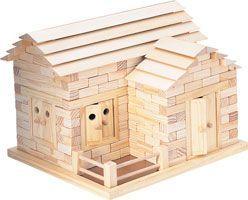 Jucariile de lemn, o atractie magica