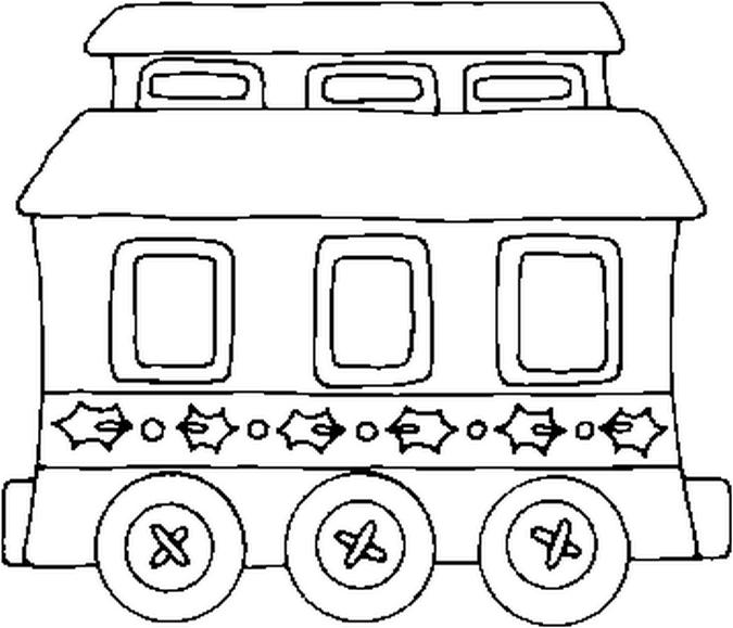 Trenulet Educatie Copilulro