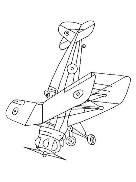 Avion Educatie Copilulro